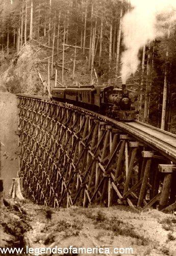 railroad bridges with trains - Google Search