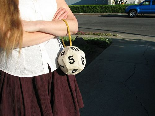 HOW TO - Make a 12-Sided Die Bag