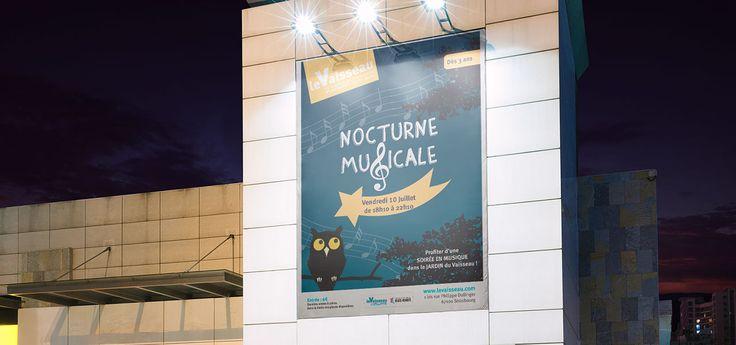 See more : www.melaniesutter... Mélanie Sutter Graphiste Illustratrice Freelance à Strasbourg affiche  nocturne musicale affiche evenement vaisseau strasbourg