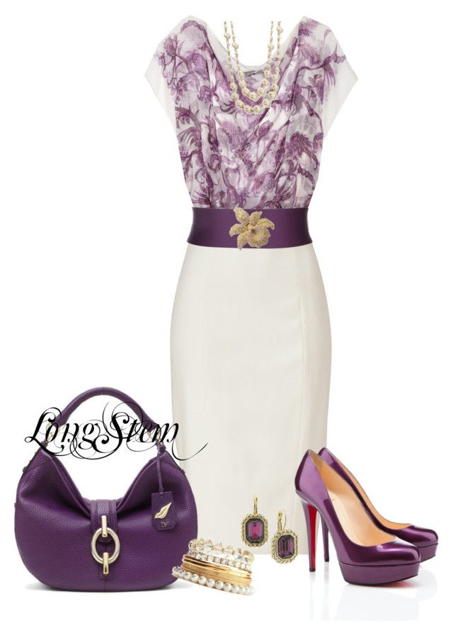 Untitled #321 by longstem on Polyvore featuring Gucci, L'Wren Scott, Diane Von Furstenberg, Charlotte Russe, Laundry by Shelli Segal, Banana Republic and John Lewis