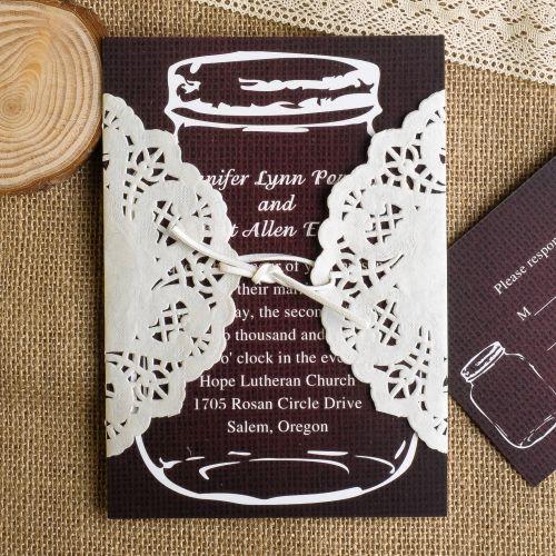 Mason Jars At Weddings: 1000+ Ideas About Mason Jar Weddings On Pinterest