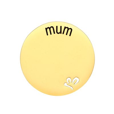 'Mum' Statement Plate