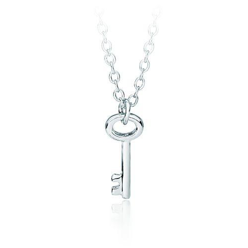 Petite Key Pendant