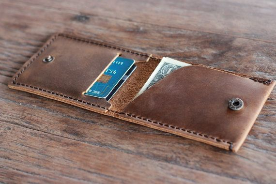 Flip Top Wallet - Slim Designed for Minimalist Adventures - 025 - ONLY US Currency - Wallets By JooJoobs