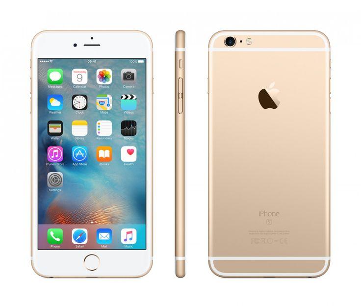 iPhone 6s Plus - 128GB Gold R20,999.00 On myistore.co.za