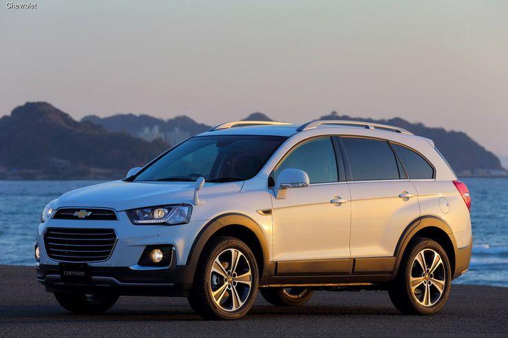 Chevrolet Captiva празднует украинскую премьеру