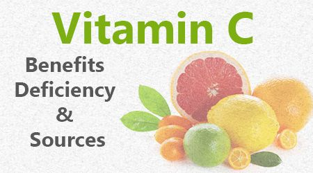 Benefits And Natural Sources Of Vitamin-C