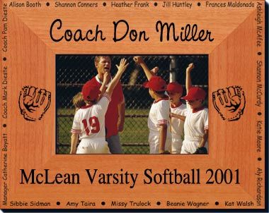 personalized team picture frame always free laser engraving create the ultimate graduation gift