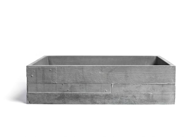 ''in vivo'' urbi et orbi  concrete washbasin design 2013