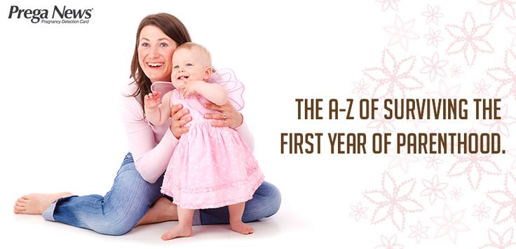 #Surviving the first year of #parenthood