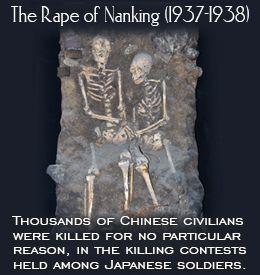 Fact about the Nanking Massacre