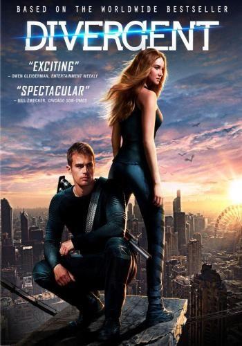 Divergent, Movie on DVD, Action Movies, Adventure Movies, Sci-Fi & Fantasy