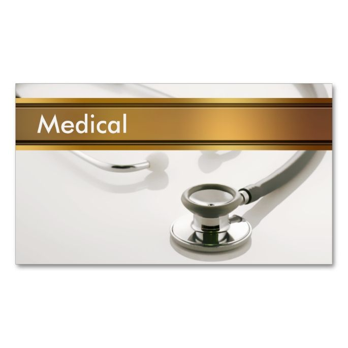 Best Medical Health Business Card Templates Images On