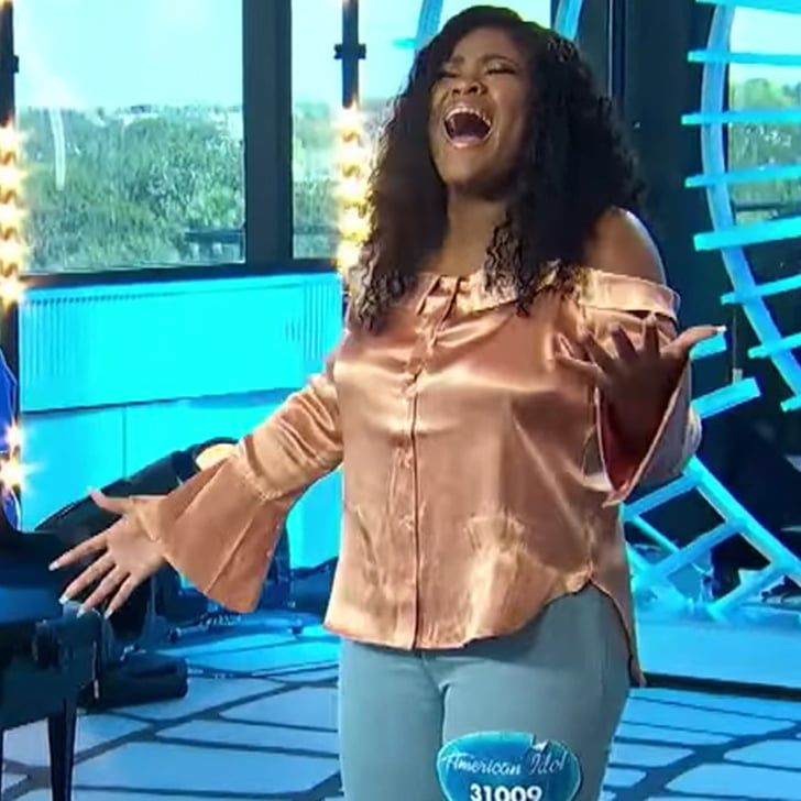 Cyniah Elise Chambers S American Idol Audition Video In 2020 With