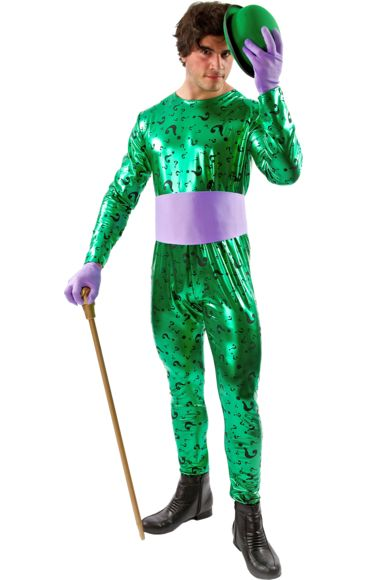 Super Villain Costume