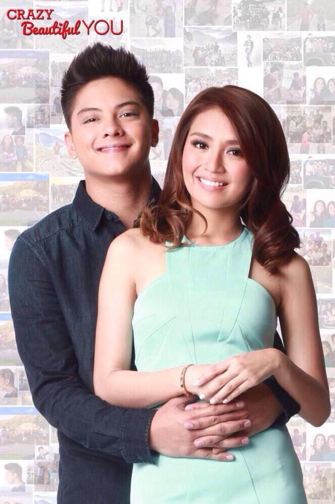 Crazy Beautiful You Showing on Feb 25 #Ria