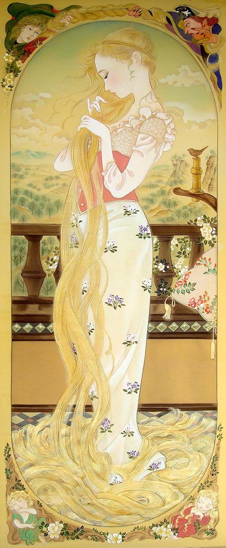 Tsukuda Kisho / Rapunzel