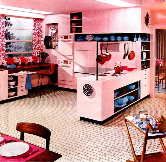 Kitchen Set Expo: 25+ Best Ideas About 1950s Kitchen On Pinterest