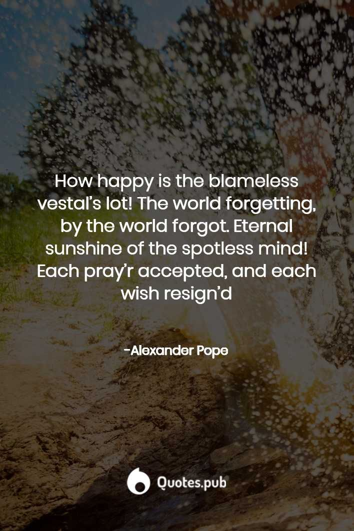 Eternal Sunshine Of The Spotless Mind Quote Alexander Pope : eternal, sunshine, spotless, quote, alexander, Alexander, Quotes, Eternal, Sunshine, Spotless, Mind,, Quotes,