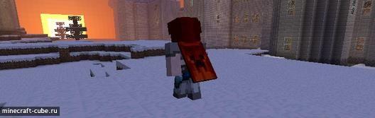 Minecraft плащи и скины