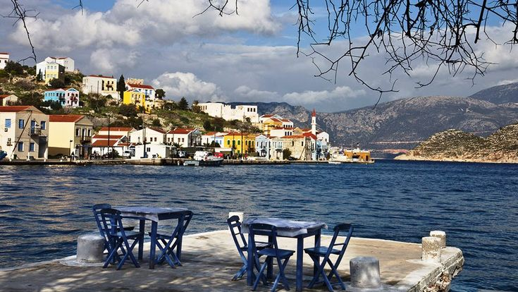 GREECE CHANNEL | Kastelorizo