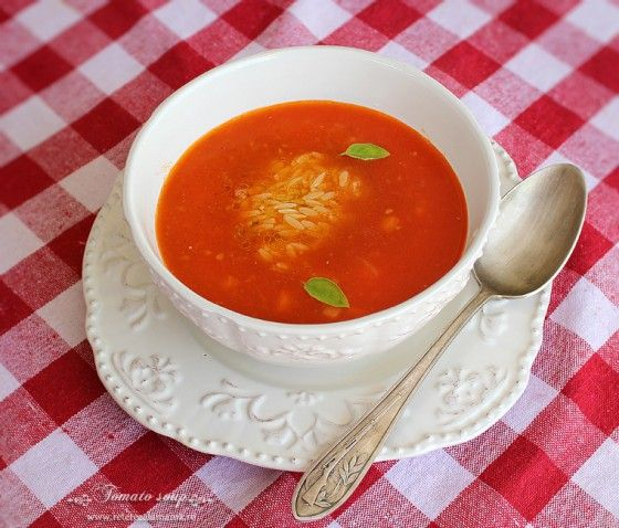 """Tomato soup is among my daughter's favourite dishes. For weeks now, if not months, she's been badgering me into cooking this tomato soup or """"noodles in tomato"""" as my grandfather – may he rest in peace – used to call it. I kept asking her to be patient and wait for the tomatoes in our [...]"""