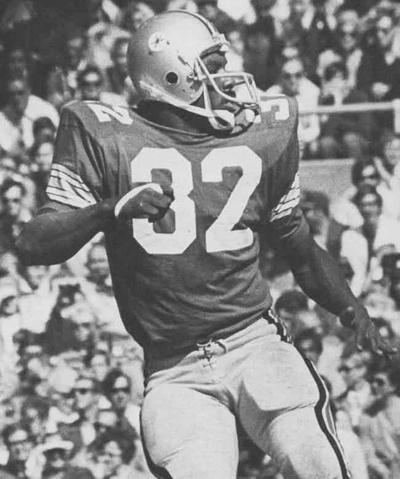 The Hitman - Jack Tatum 1968 ohio state football