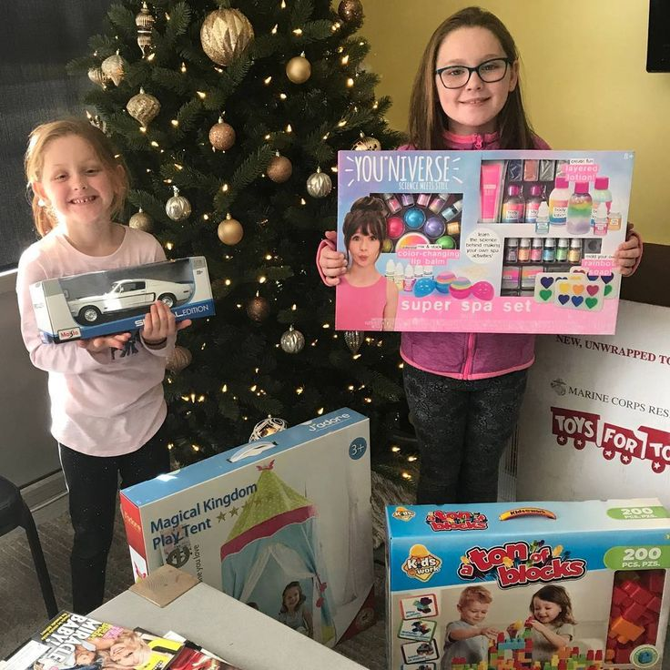Can you help these girls #wichita? We are collecting donations for #toysfortots! New unwrapped toys (like our helpful models are displaying!) can be dropped off at our shop but only until Dec. 6th. --- It's so easy to help your #localcommunity!    #ictcars #wichitacars #shoplocal #wichita #ilovewichita #autorepair #auto #mechanic #mechanics #repairshop #mechanical #cars #carrepair #autoshop #supportyourlocalanything #ict #carspecials #volunteer #giveback #ict #hellowichita #volunteerwichita…