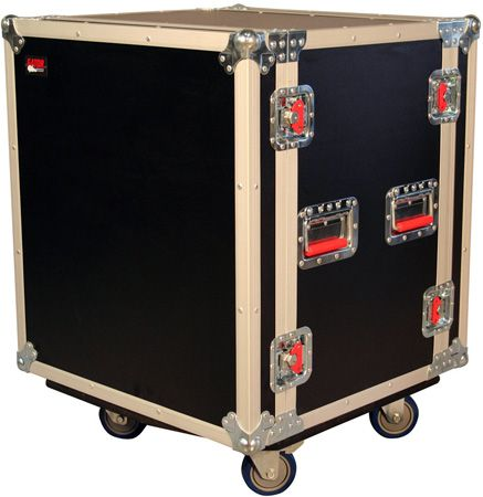 Gator G-TOUR SHK12 CA ATA Shock Rack Road Case with Casters