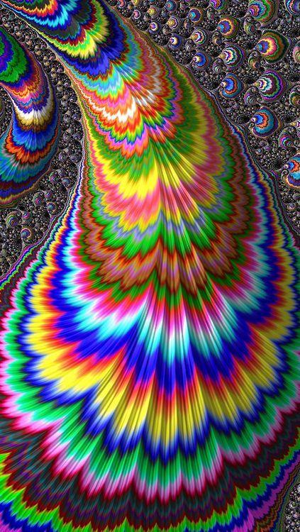 janetmillslove:  .Fractal Art © Randa moment love