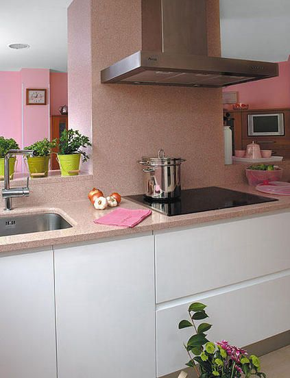 pink kitchen tiles 215 best images about pink kitchen on 1503