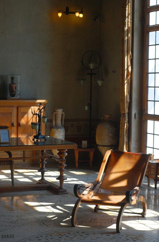 32 best Villa Kerylos images on Pinterest | Design history, French ...