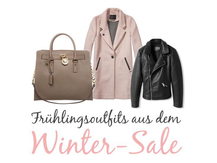 Frühlingsoutfits aus dem Winter-Sale