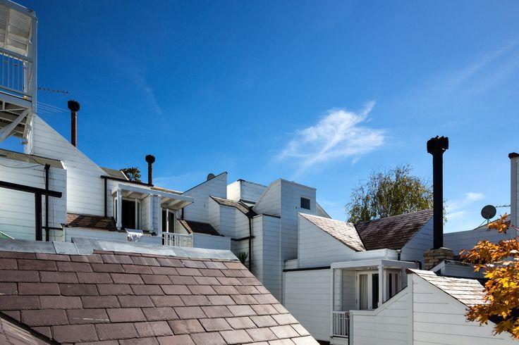 Cocker Townhouses | Claude Megson
