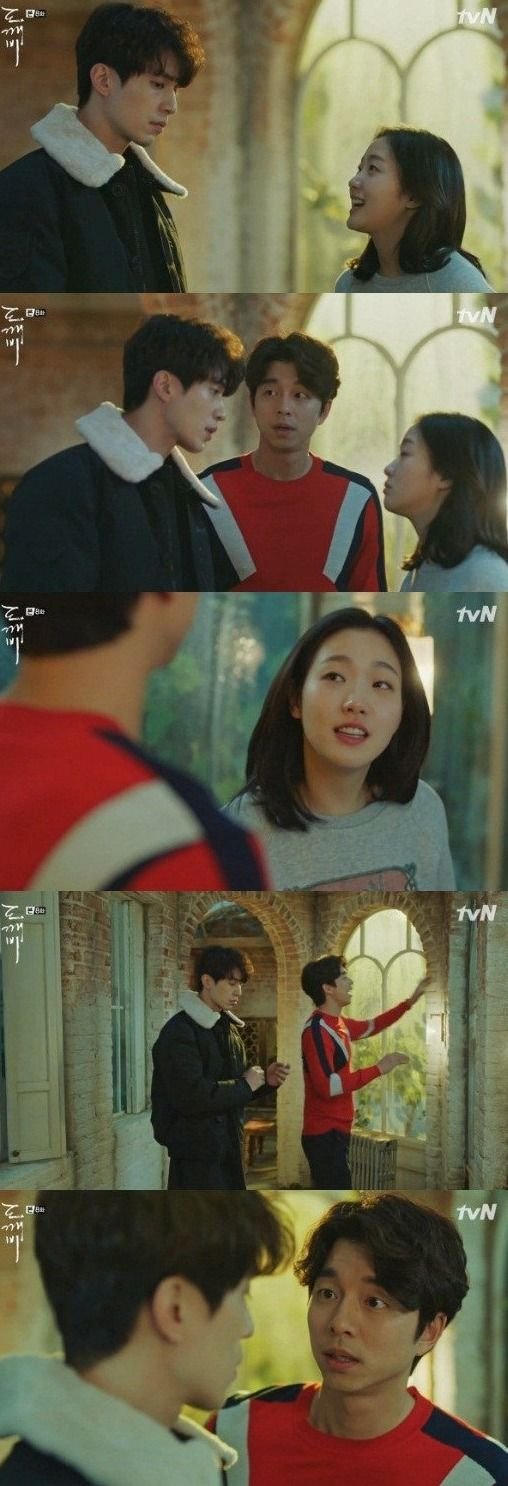 Added episodes 7 and 8 captures for the Korean drama 'Goblin'.