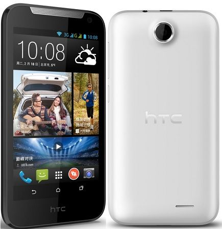 HTC Desire 310w with 4.5 inch display and quad core MediaTek chip announced in China