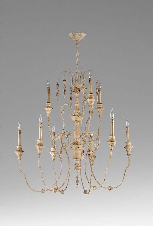 17 best lighting wood swedish look images on pinterest chandelier wegotlites cyan design 04639 40 aloadofball Gallery