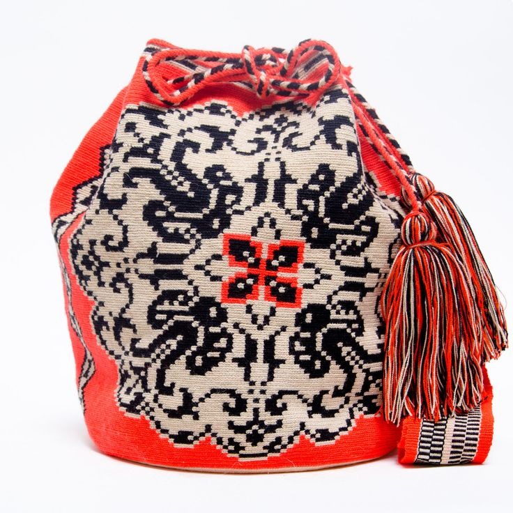 Limited Edition Wayuu Bag – MOCHILA WAYUU BAGS | Handmade by the Wayuu People