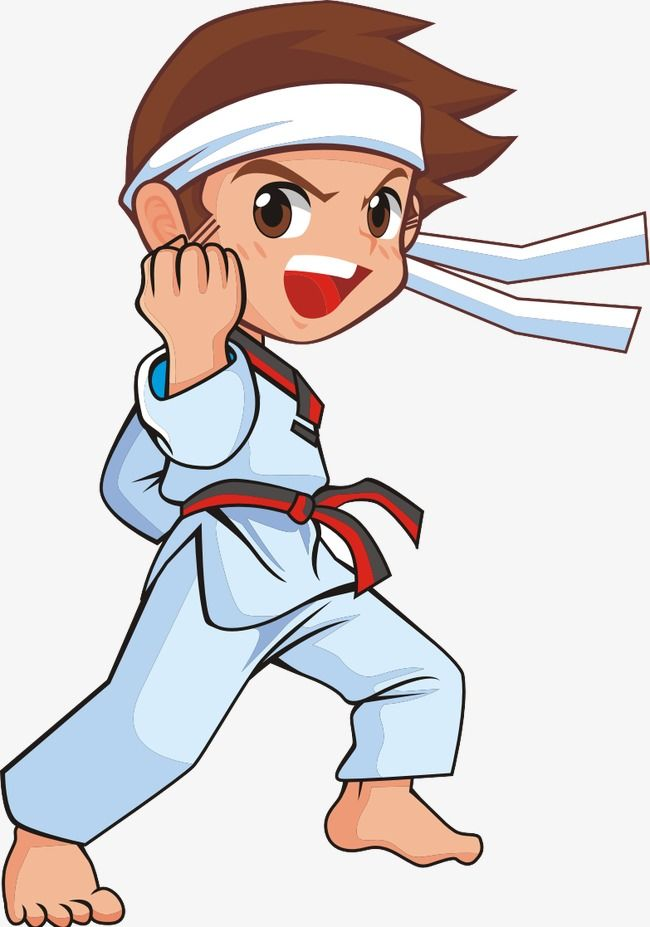 Taekwondo Png And Clipart Martial Arts Kids Animation Art Character Design Taekwondo Kids
