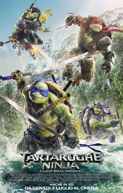 Tartarughe Ninja - Fuori dall'ombra di Dave Green