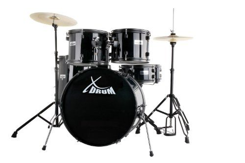 """DRAM Set de batería Rookie 22"""""""" Estándar negro (con métod... https://www.amazon.es/dp/B005FELNJI/ref=cm_sw_r_pi_dp_x_h5fPybA3GT8E4"""