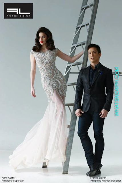 Anne Curtis-Smith and Francis Libiran-ANTM