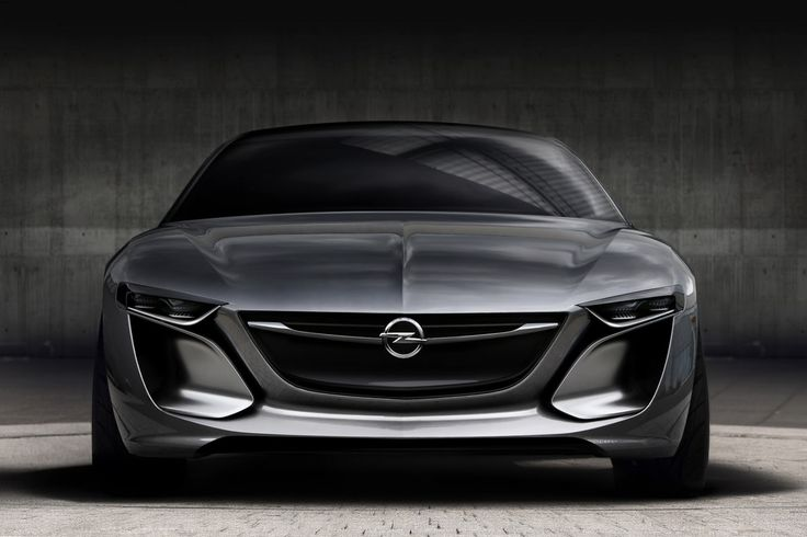 Opel Monza Concept (never thought I'd pin an Opel but I just did!)