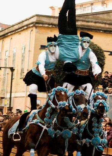 Sa Sartiglia - Oristano