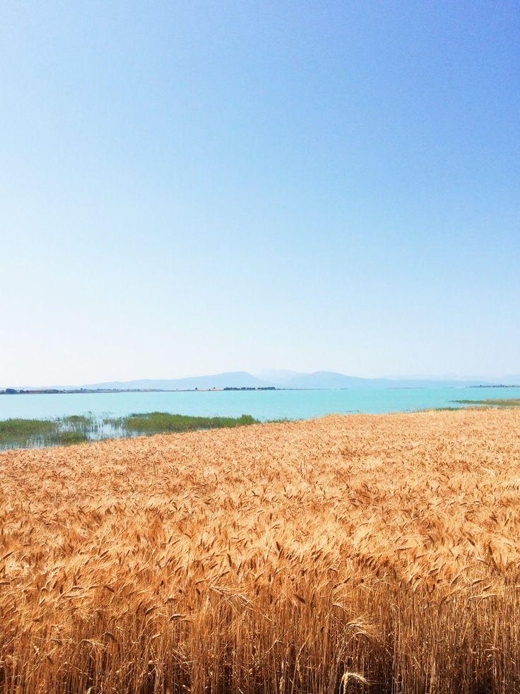 Beyşehir Lake