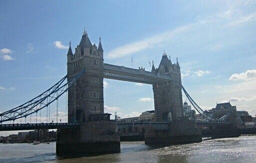 Tower bridge #Londen