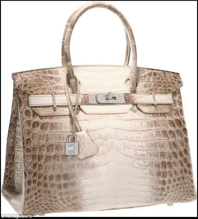 98a912b03b The world s most exclusive handbag expected to reach over £125