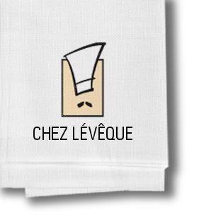 Chez Lévêque Restaurant - 1030 Laurier Ave W. 514-279-7355