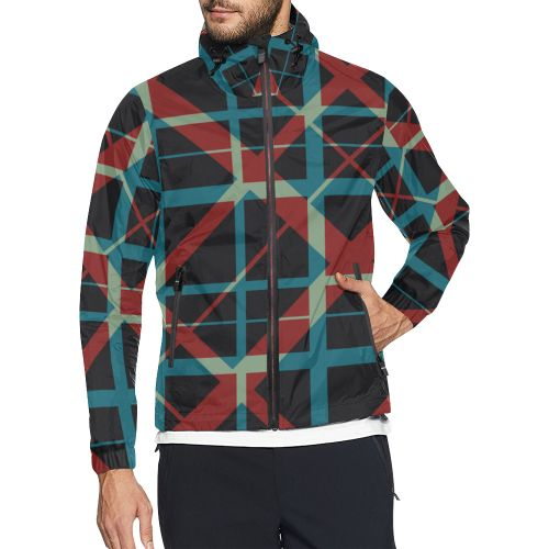 Classic style plaid pattern design All Over Print Windbreaker for Men. #windbreaker #jacket #plaid #pattern #modernwindbreaker #coolwindbreaker #plaidjacket #red #clothing #apparel #artsadd #style #fashion #onlineshopping #popular #39 #design #family #gifts #shopping #onlineshopping #popular #art #giftsforhim  #gifts #39 #cool #awesome #giftideas #badass #modernstyle