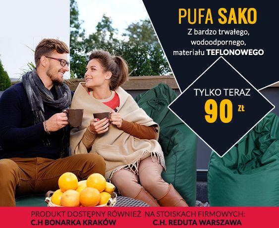 Nowość od Pufy.pl. Pufa Sako wykonana z teflonu w kolorze ciemnozielonym dostępna od ręki za jedyne 90zł. Świetnie nadaje się na prezent dla każdego niezależnie od wieku. Podoba wam się ?:)  www.pufy.pl  #dladzieci #pufydladzieci #poducha #pufypl #urodziny #święta #pomysłnaprezent #codaćnaprezent #przenośnapufa #teflon #worek